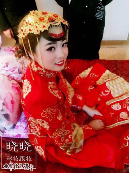 新娘跟妆 (4)
