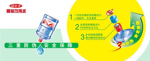 天然矿泉水含有益于人体健康的矿物质、微量元素或游离二氧化碳气体而区别于普通的地下水。这种无污染、不含热量的天然水源,是人类健康的高级保健饮品。饮用天然矿泉水会获得人体生理所必需的矿物盐和多种微量元素。 娃哈哈桶装水曲阜总代理位于曲阜老卫校东200米路北,主要经营娃哈哈桶装水(娃哈哈饮用纯净水、娃哈哈饮用天然矿泉水)。 优质健康水 引领健康水生活 山东泰山娃哈哈桶装水有限公司是杭州娃哈哈集团在山东创办的企业。公司位于泰安市泰山区温泉路,占地 近5万平方米,一期工程总投资3000万元,年生产能力2000万桶,