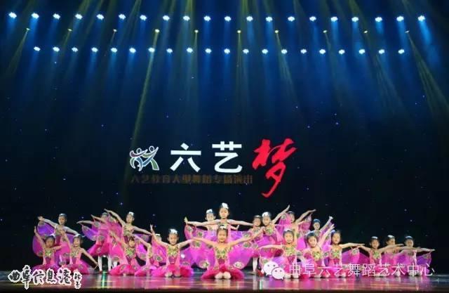 """2015""""我的梦 六艺梦""""六艺教育大型舞蹈专场演出圆满成功!"""